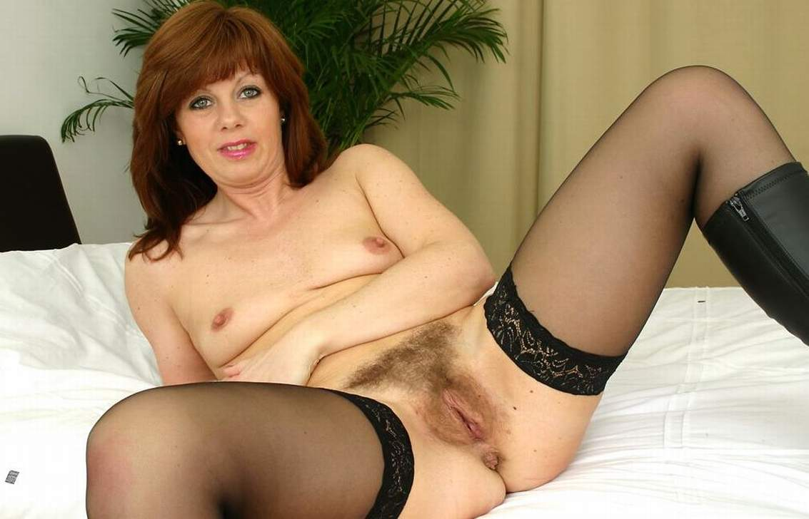 Mature fucked busty busty amateur redhead
