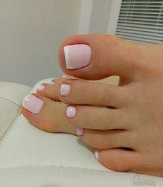 French manicured nails fetish