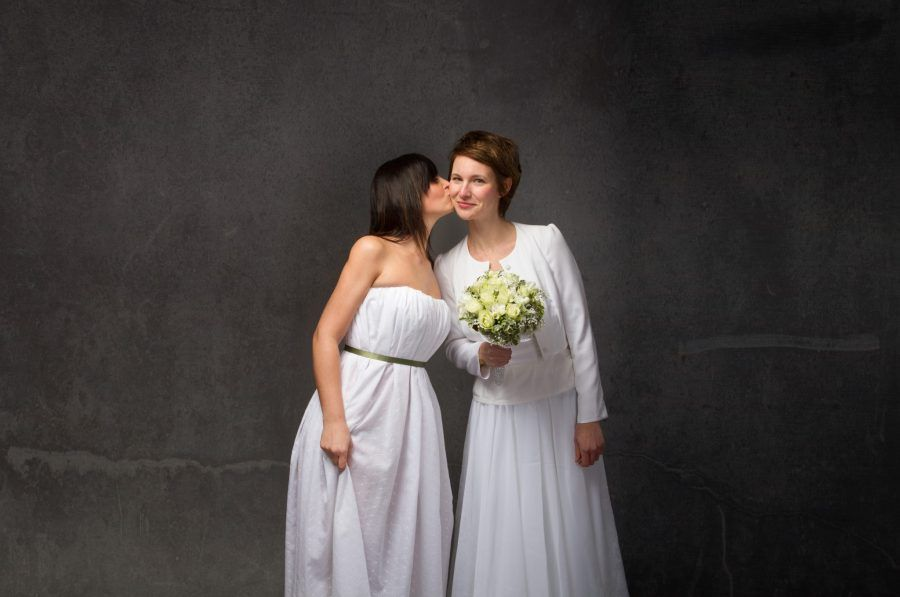 2018 in lesbian wedding