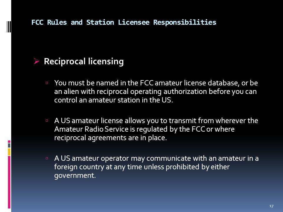 best of Database Fcc amateur license