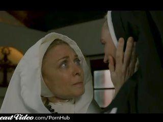 Nun loses her virginity slutload