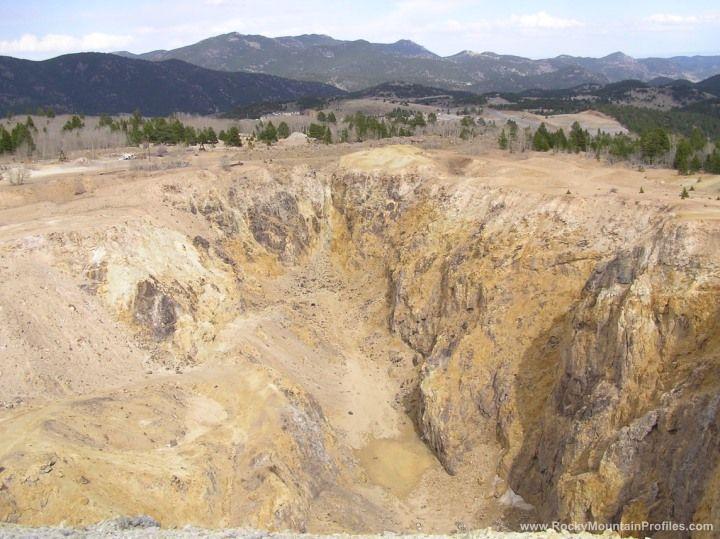 Glory hole gold mining georgia