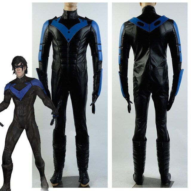 Paris reccomend Dick grayson costume