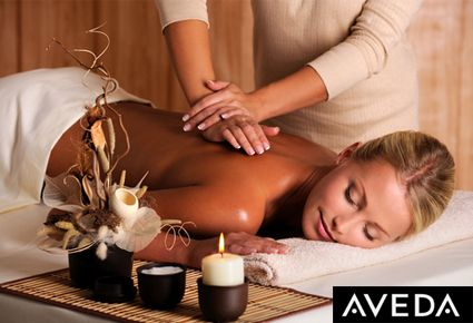 best of Massage Aveda facial