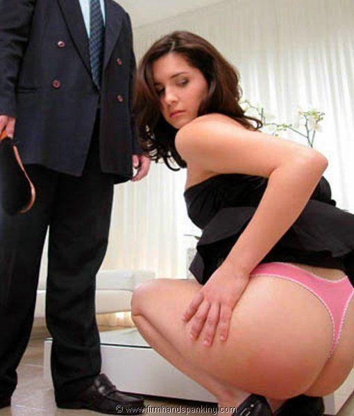 Firm hand spanking tgp