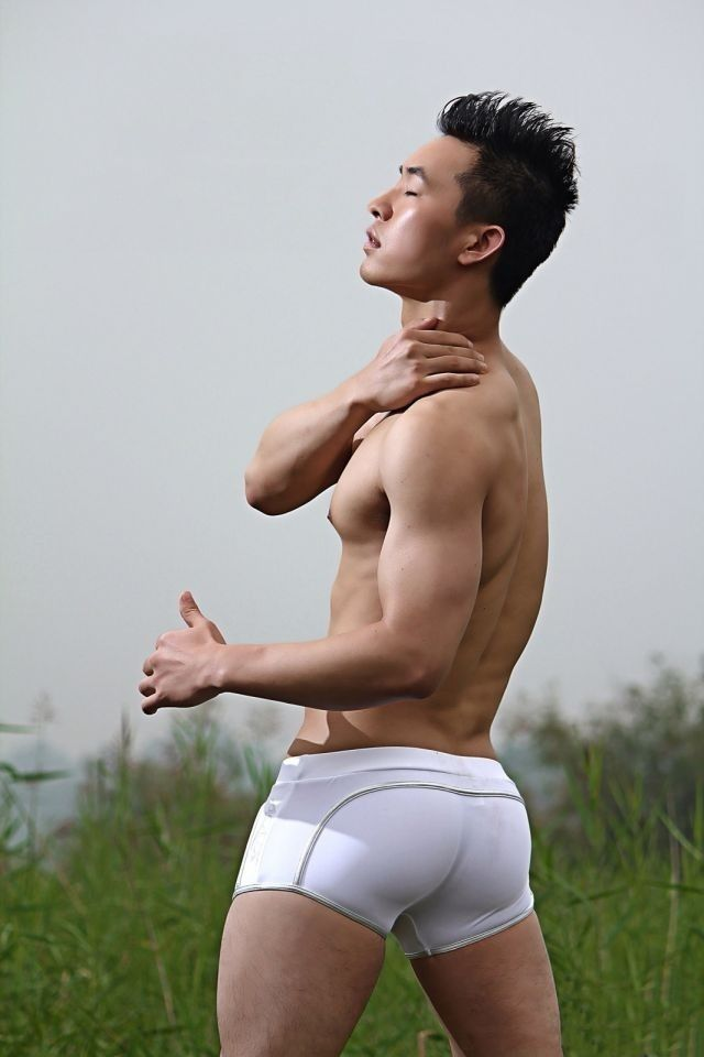 Lucy L. reccomend Asian boy butt gay