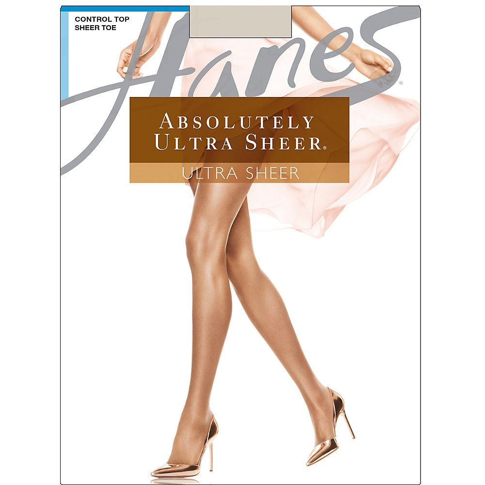 Ultra ultra sheer pantyhose