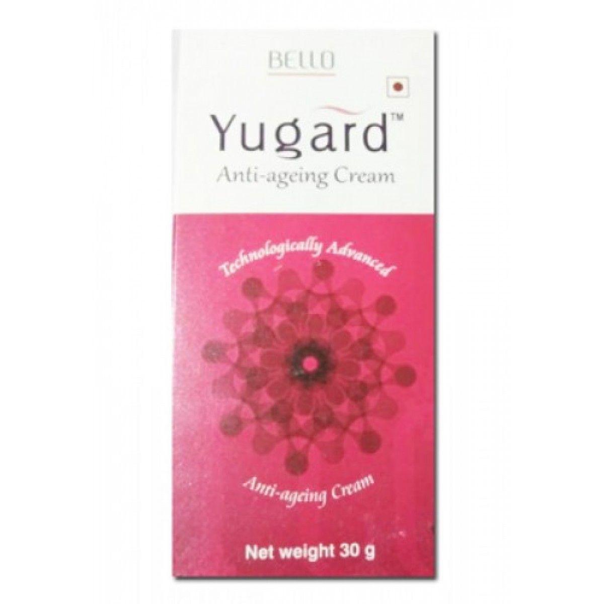 Jetson reccomend Yugard facial cream
