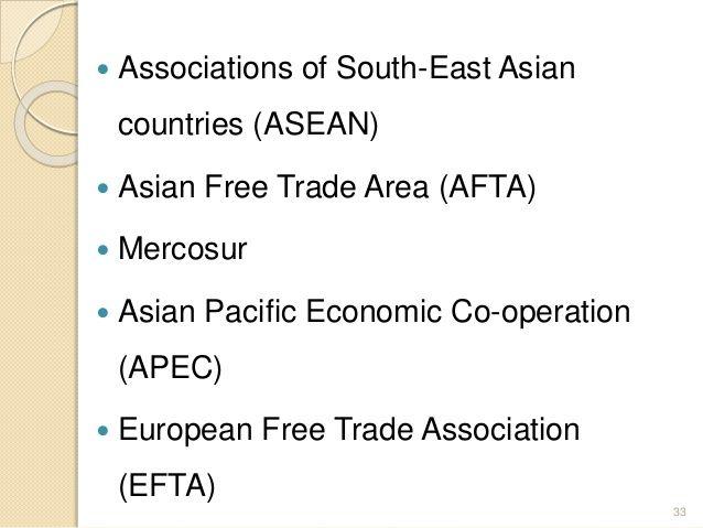 best of Free trade association Asian