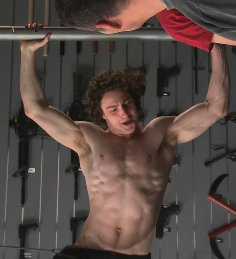 Twizzler reccomend Aaron johnson shirtless nude
