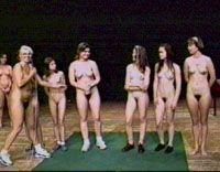 Regret, Nude pageant nudist contest