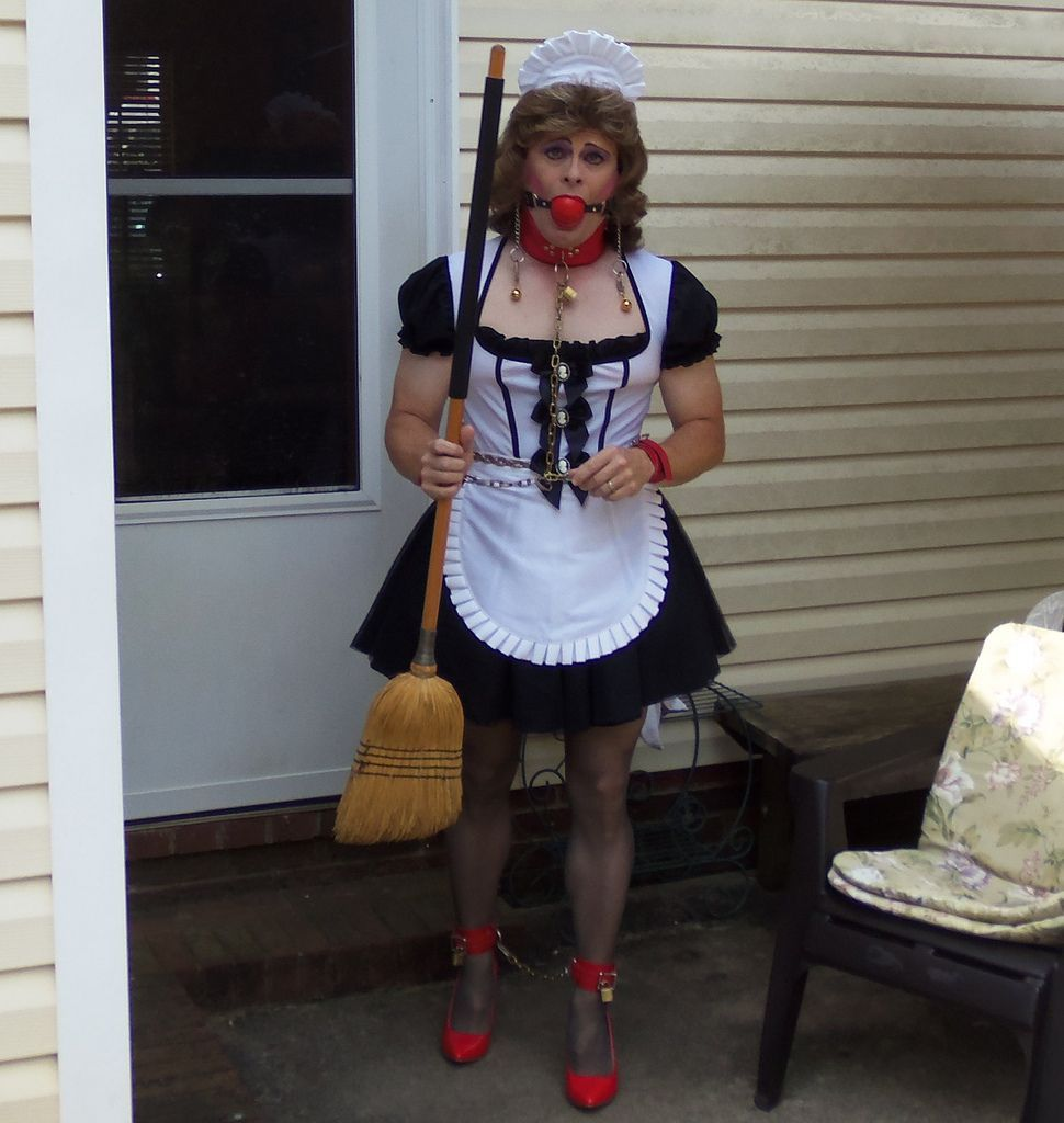 from Brantley sissy husband transformed into shemale servant