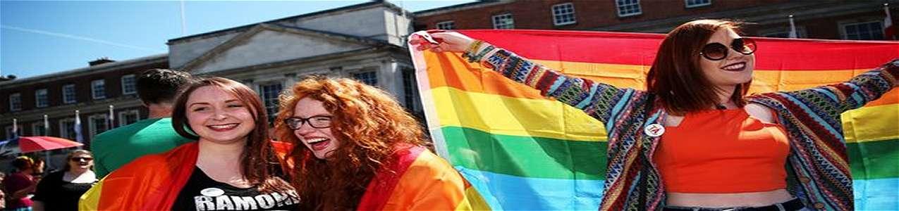 Irish gay blog