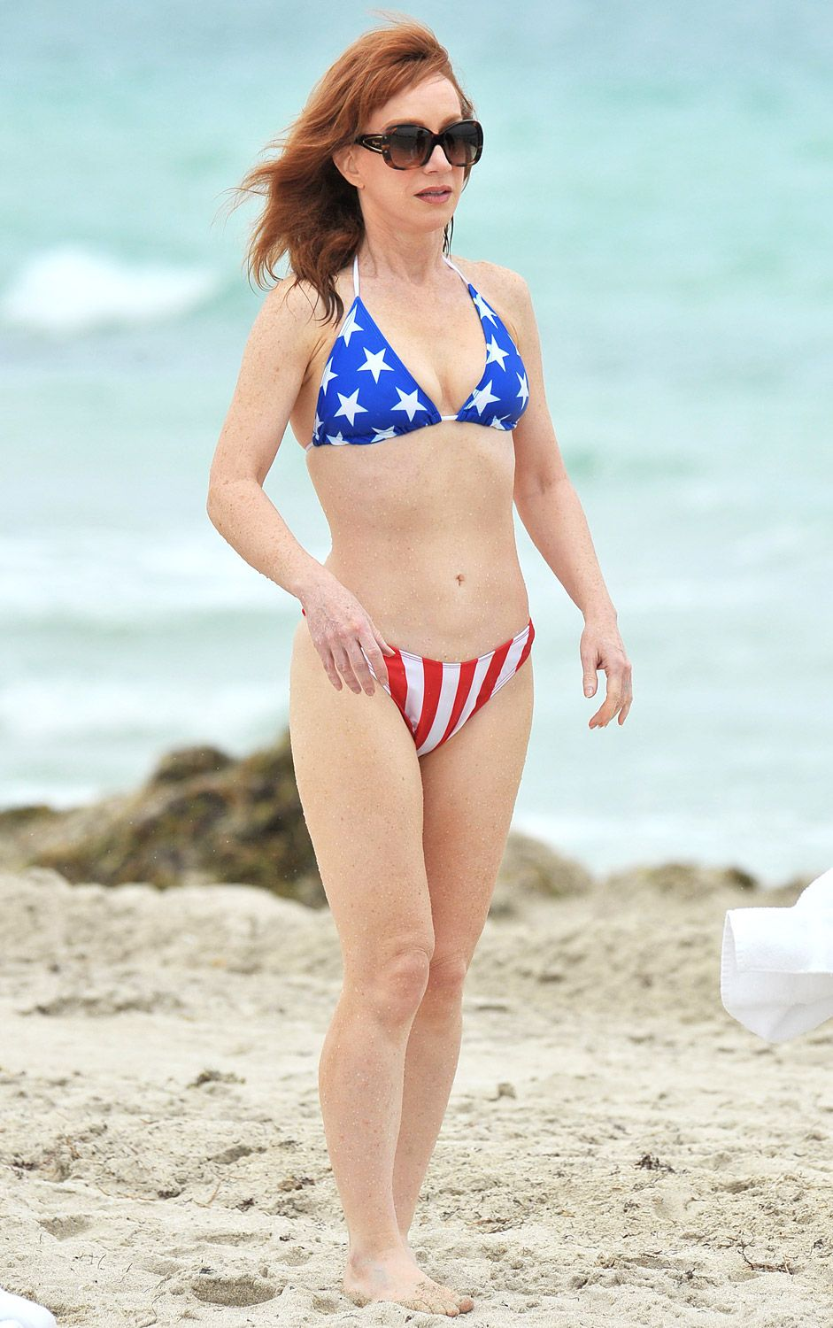 best of Thong bikini Kathy griffin