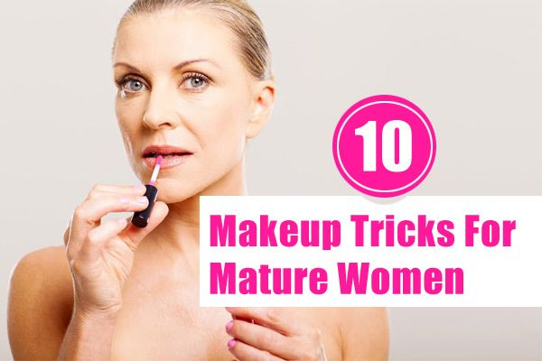 best of Mature for Makeup tips