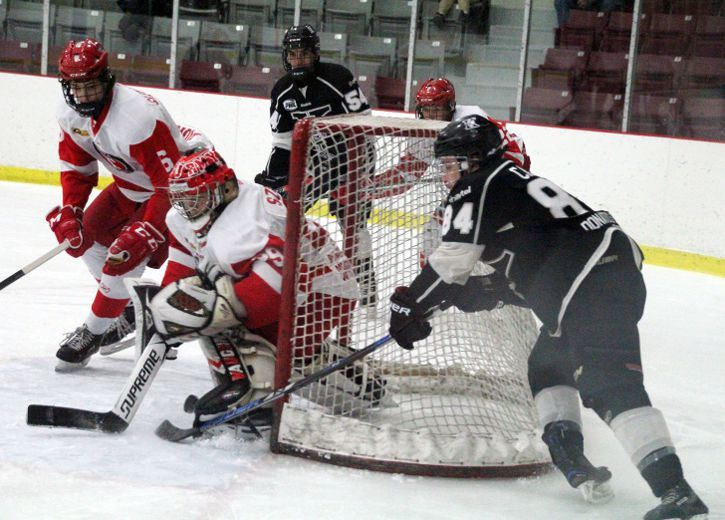 Dahlia reccomend Aaa championship hockey midget ontario
