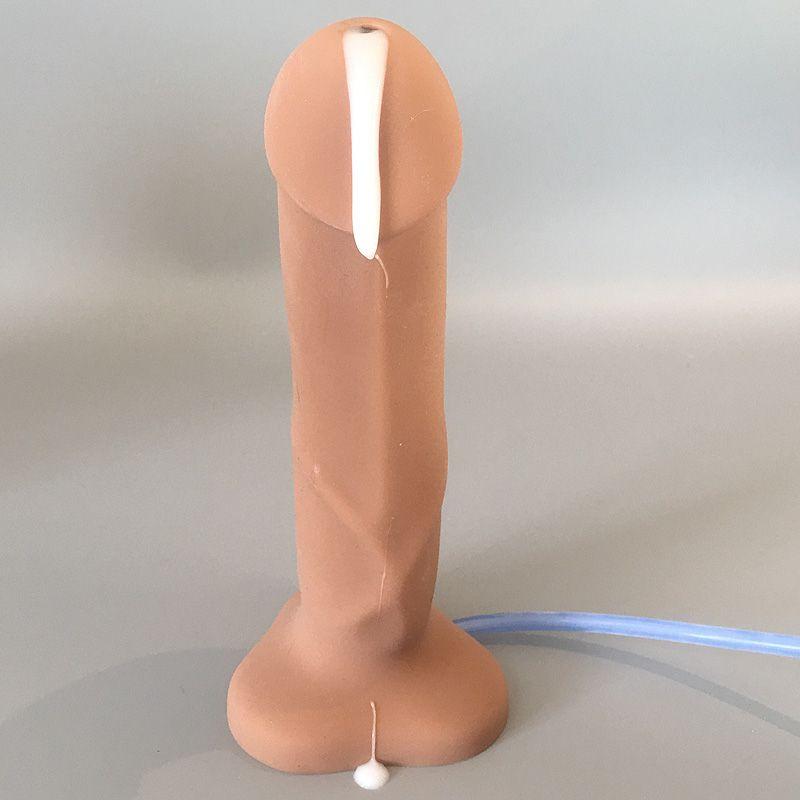 FUBAR reccomend Life like ejaculting dildo