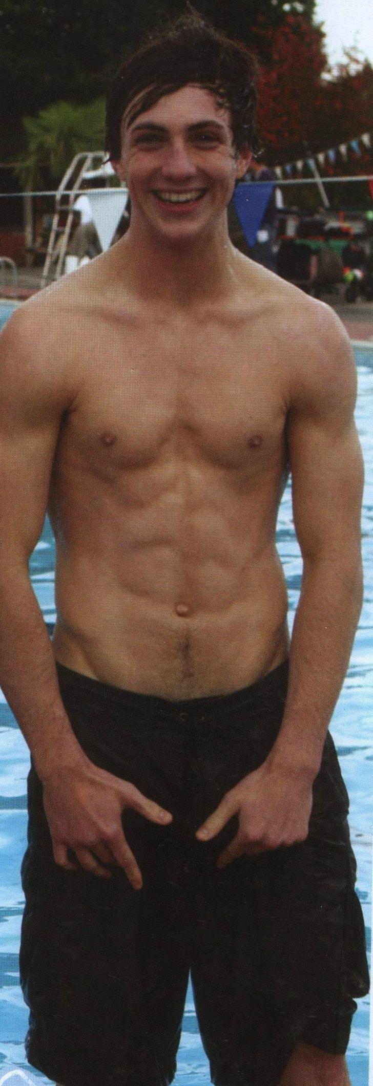 best of Nude Aaron johnson shirtless