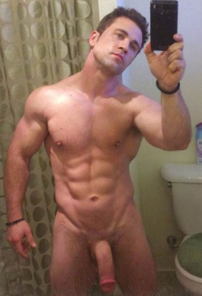Thick Cock Muscle Boy