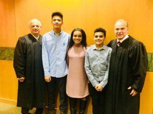 best of Court teen Advisory board
