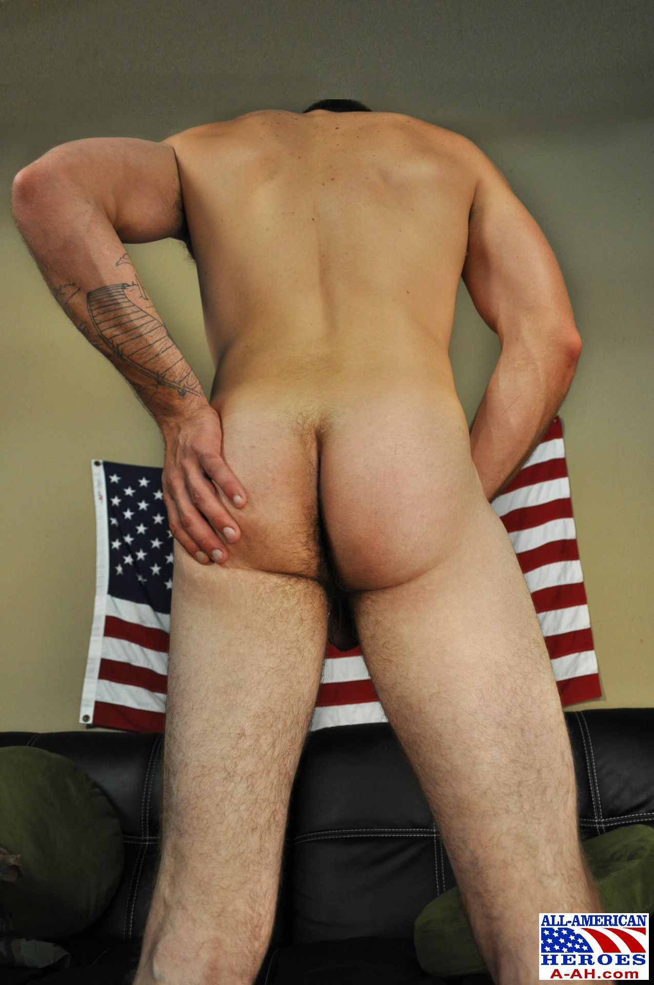 All american heroes christopher jerk off