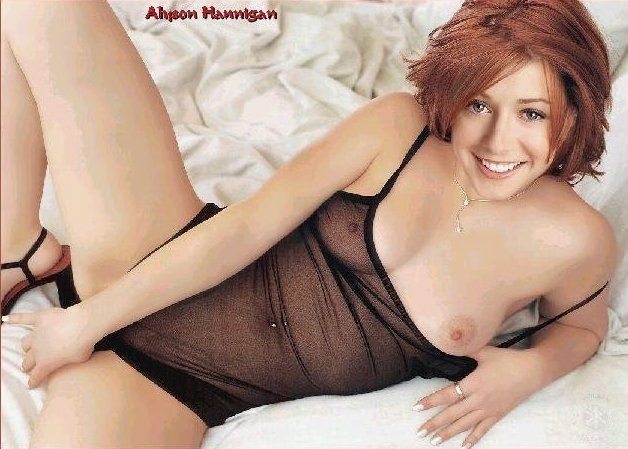 best of Hannigan pussy Alyson