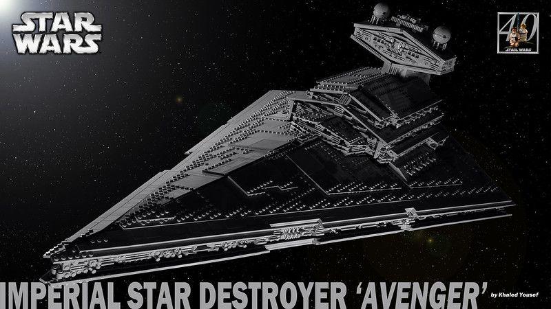 Monster M. reccomend Amateur lego star destroyer