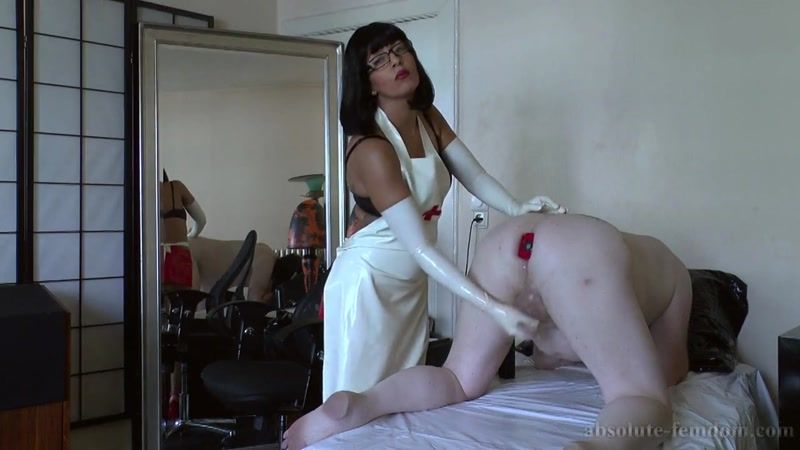 Fetish apron tube