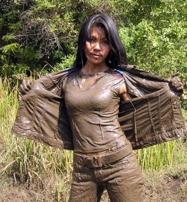 best of Girls mud Asian