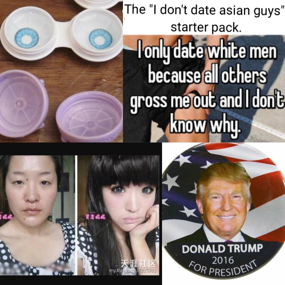 best of White Asian guys girls who love