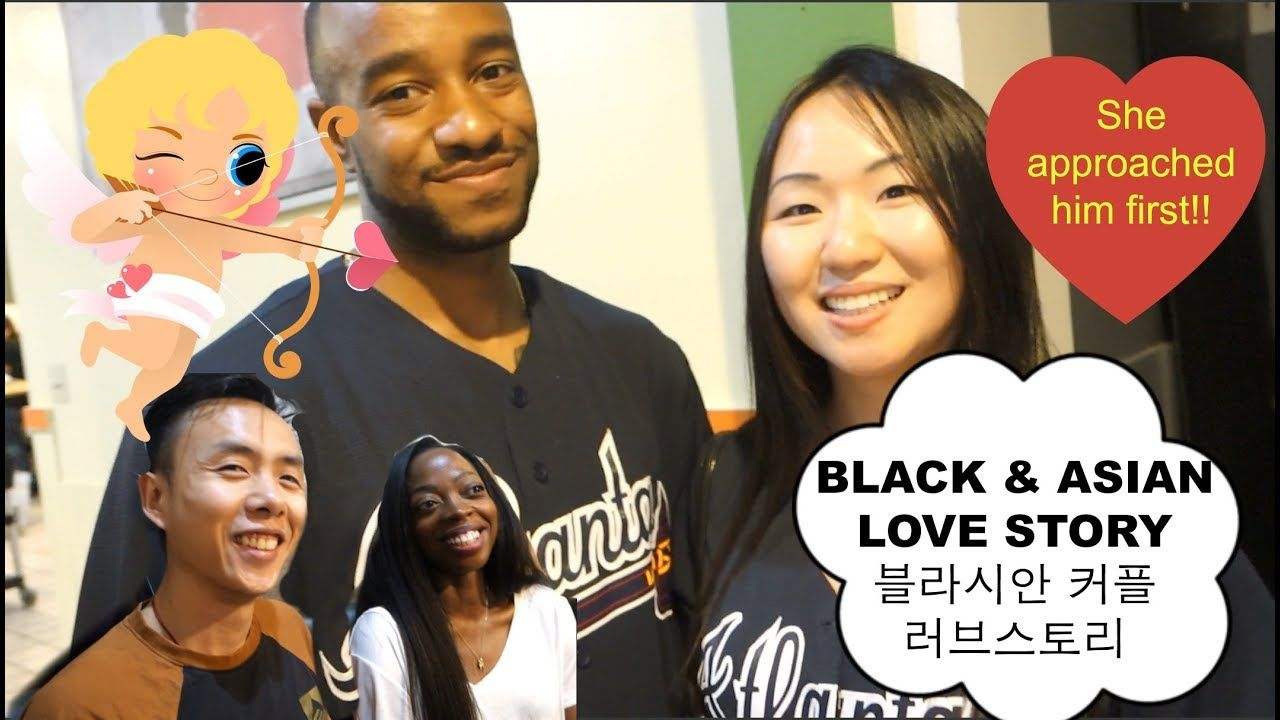 The S. reccomend Asian love blacks