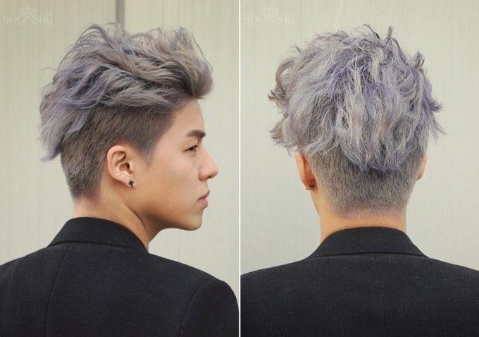best of Men color Asian hair