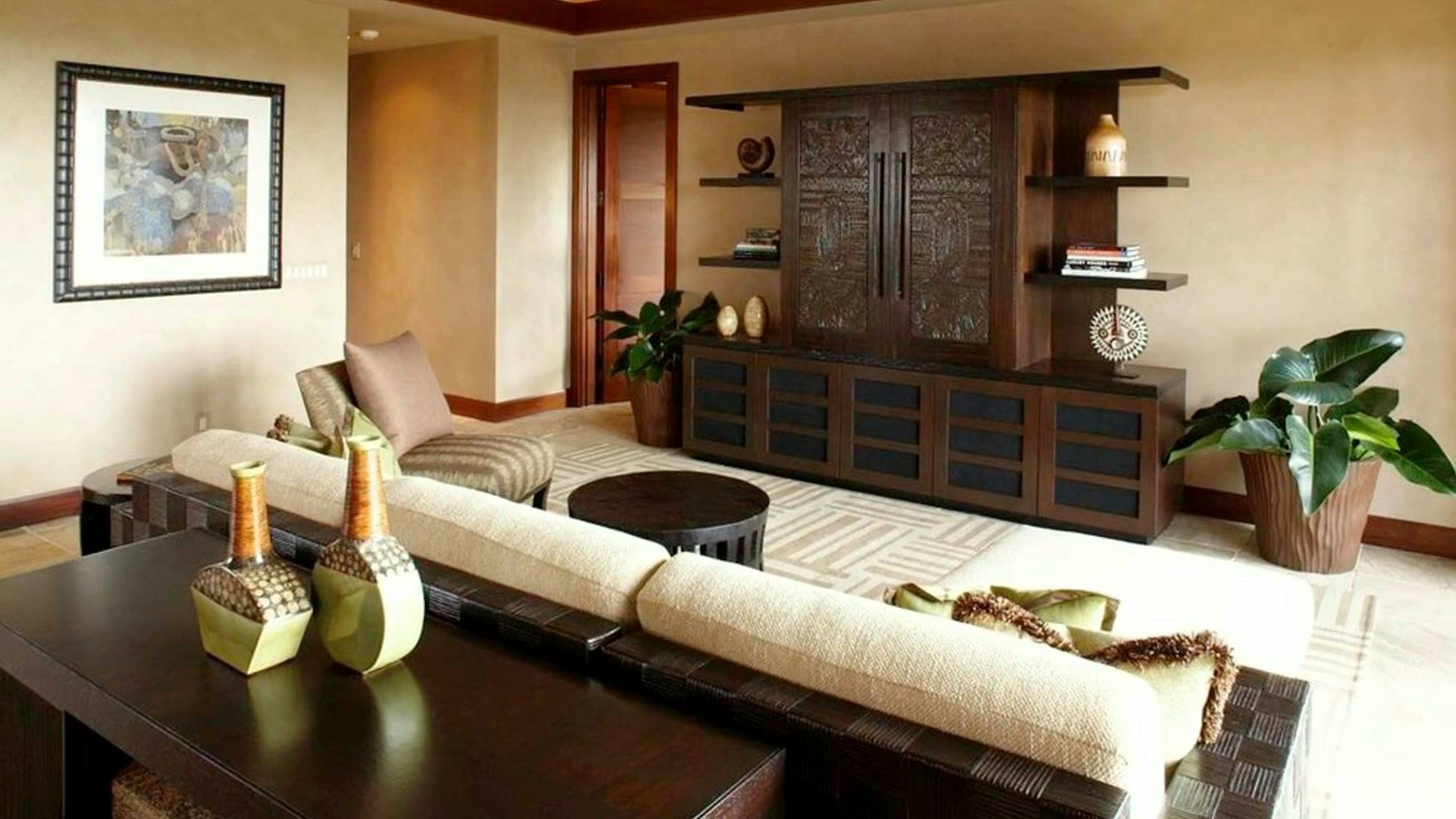 Asian modern style