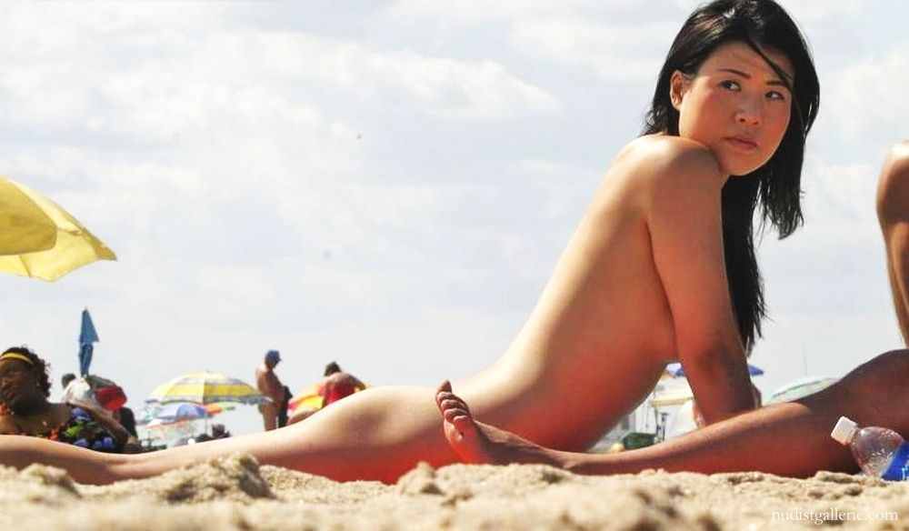 Amateur Asian Nudists Gallery