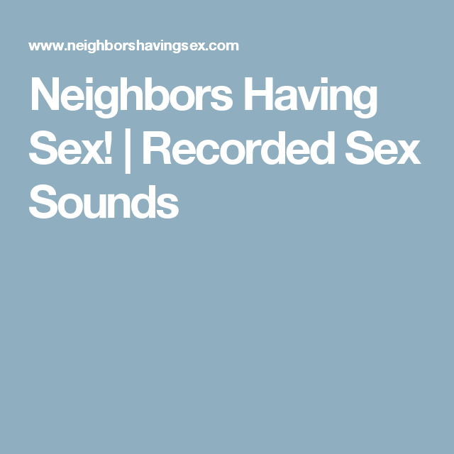 best of Sounds sex Audio of