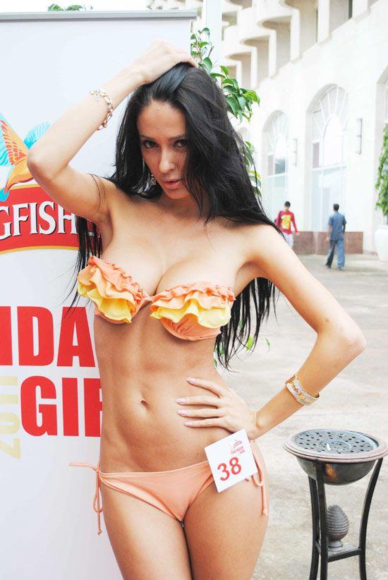 Aphrodite reccomend Audition bikini nude