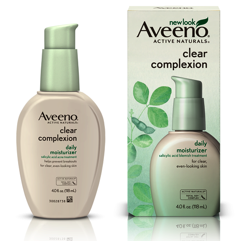 best of Description Aveeno facial care products