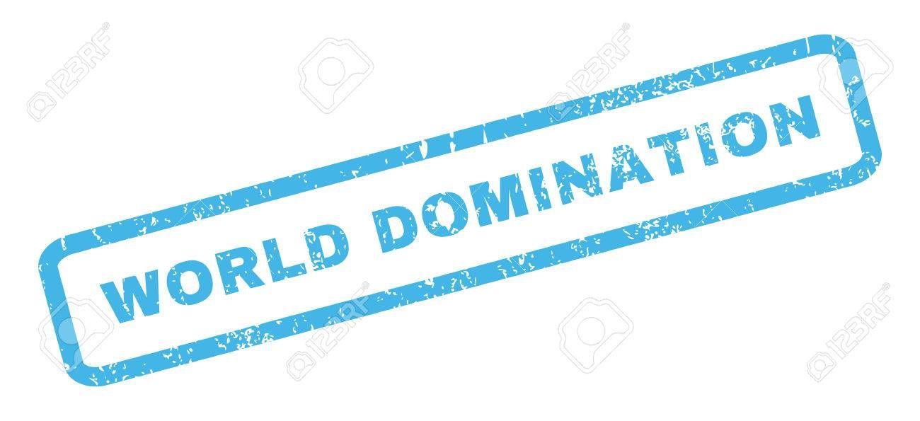 World domination ink