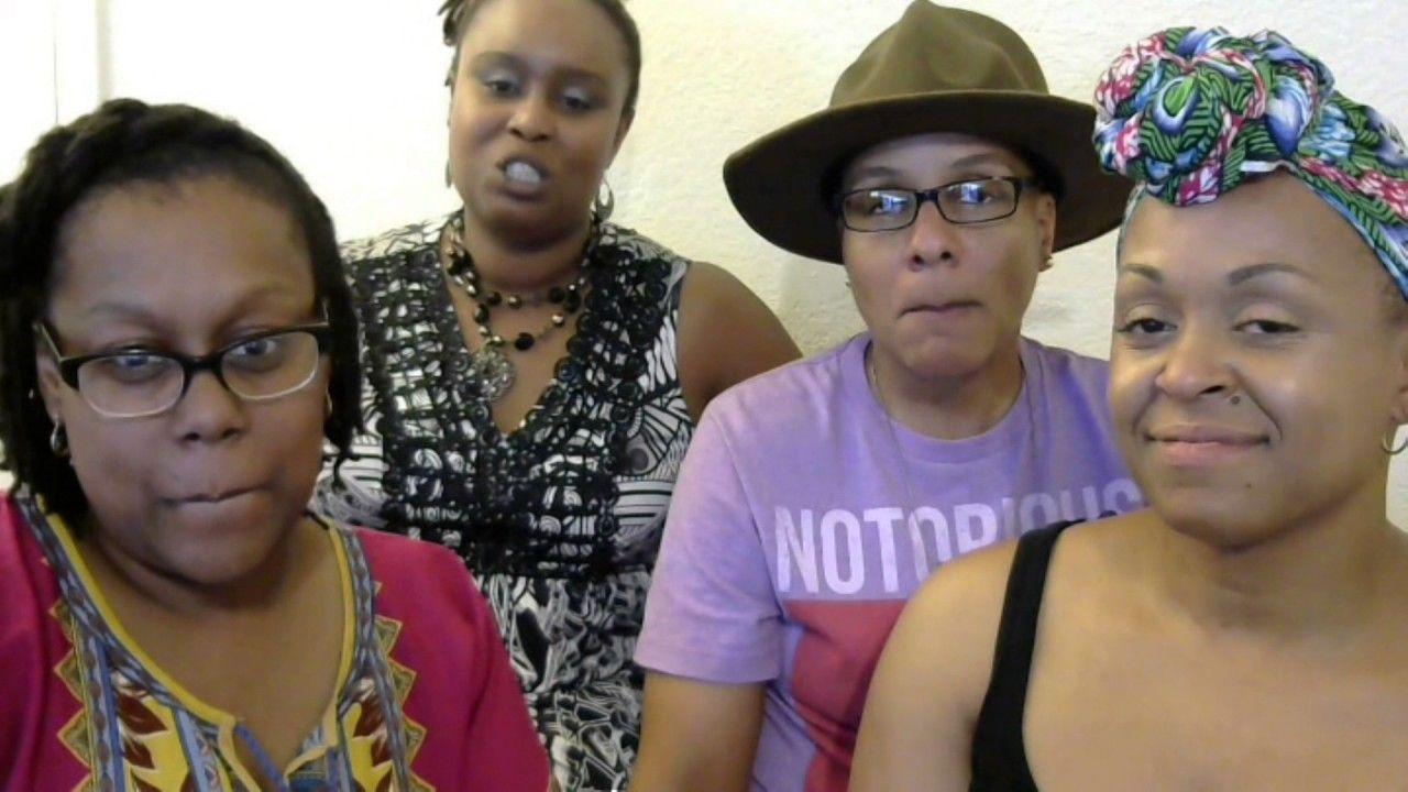 Black lesbian social groups