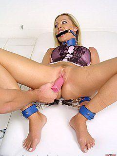 best of Bondage Barbara moore