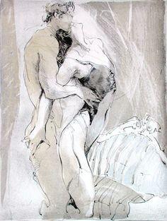 Aquamarine reccomend St albans erotic artist