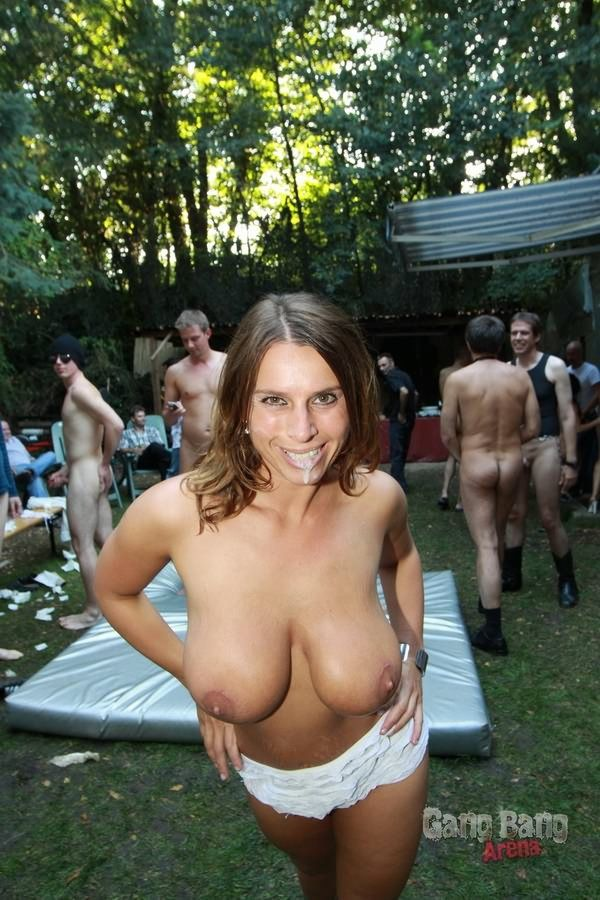 galleries Outdoor orgy
