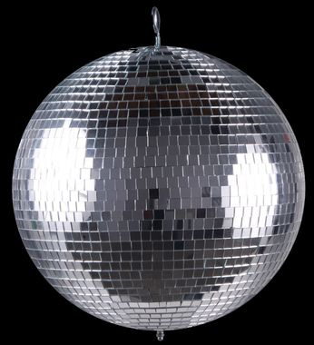 Ball dick disco mirror