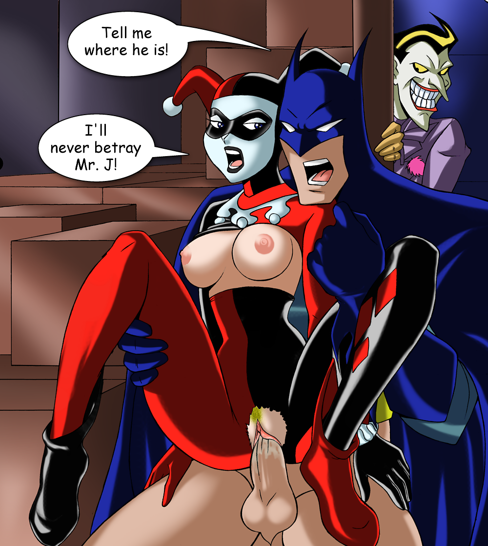Batman hentai gallery