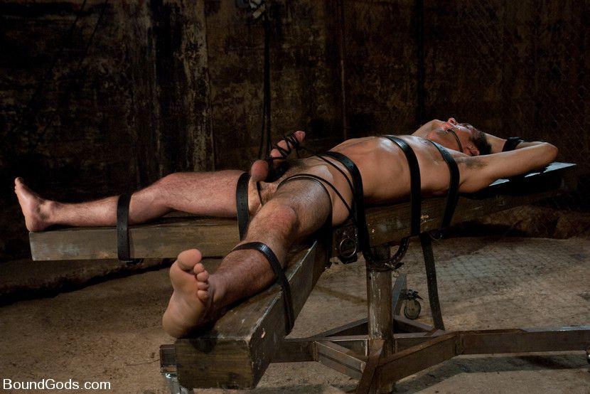 Story bondage free male