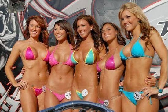 best of Video Bikini spring break contest