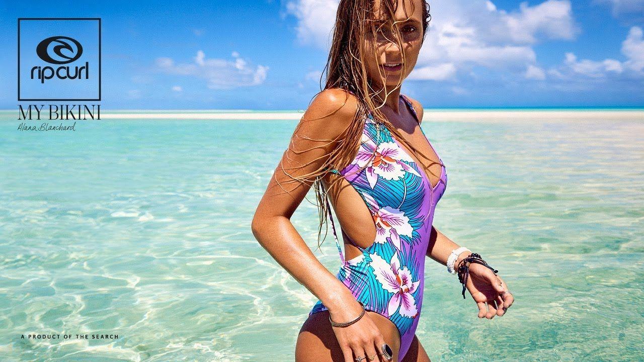 Bikini rip video