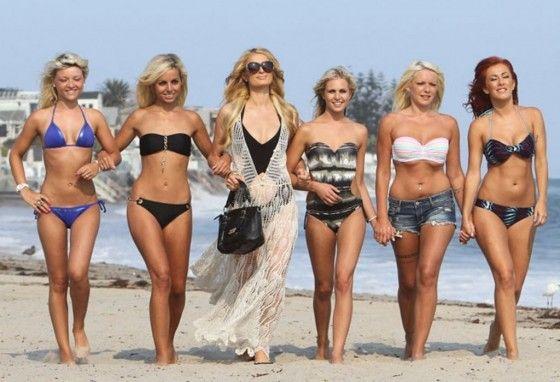 Reed reccomend Bikini show france