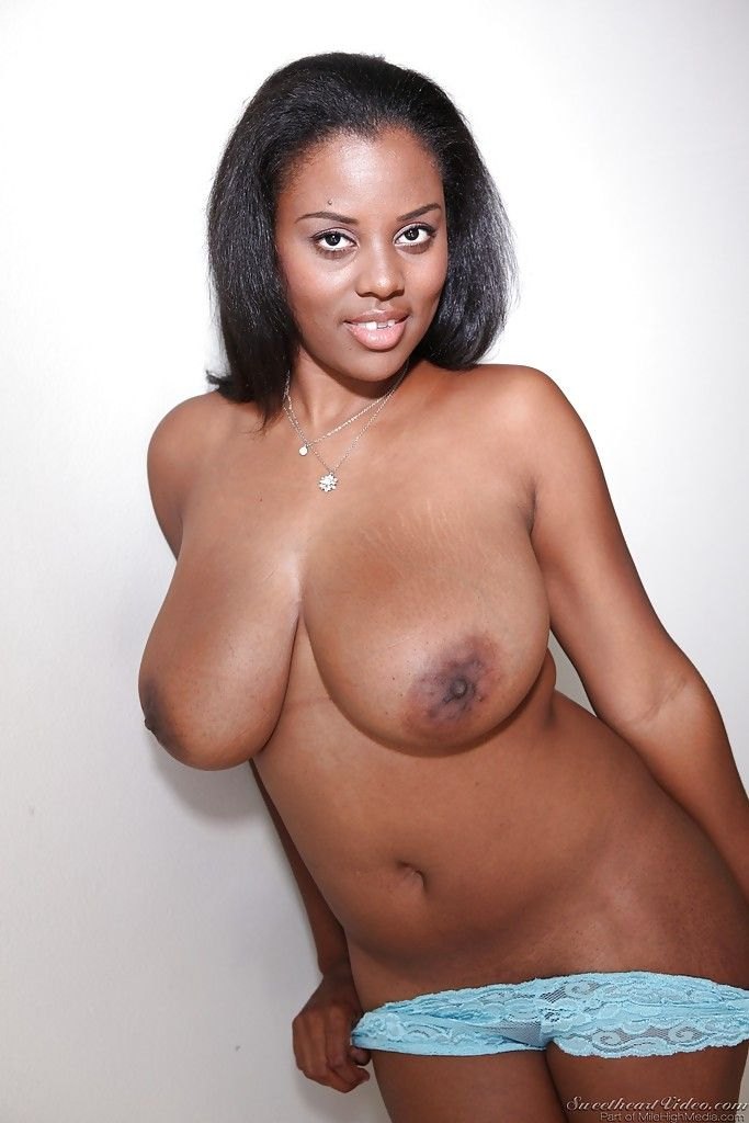 loose black boobs - best of Sweet Black boob