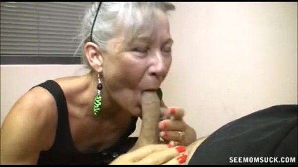 best of Grandma slut Blow job